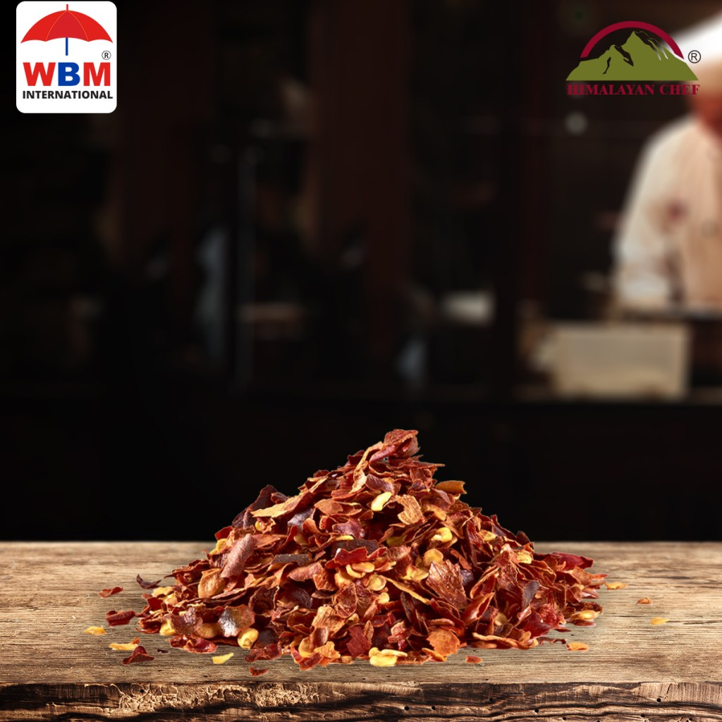 Himalayan Chef Red Crushed Pepper