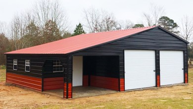 Photo of Turn Your Metal Garages into Home office