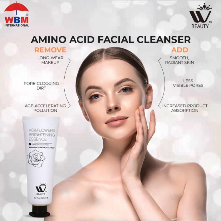W Beauty Facial Cleanser
