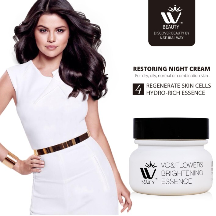 W Beauty Anti-Aging Night cream