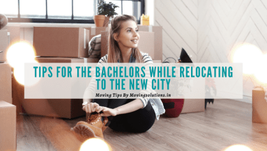 Photo of Tips For The Bachelors While Relocating To The New City