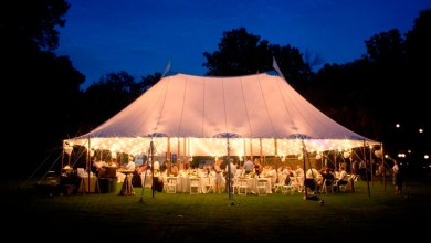 Photo of Hiring a marquee  for your event
