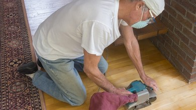 Photo of Importance of Wood Floor Refinishing Services