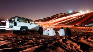 Photo of Take a Tour to the Red Dunes desert safari for holiday experience.