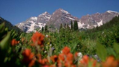 Photo of The Gorgeous Mountain pinnacles of Colorado
