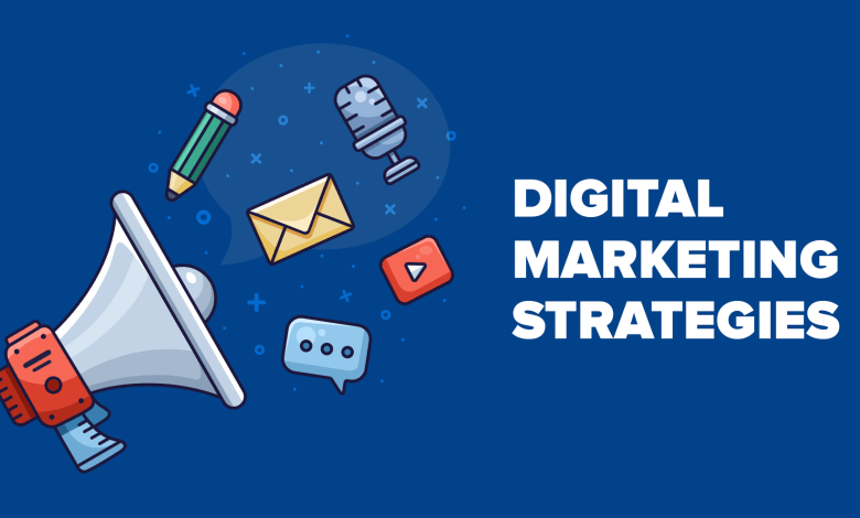 The Business Startup Digital Marketing Strategy