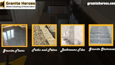Photo of 5 Most Popular Types of Granite Stone Surfaces