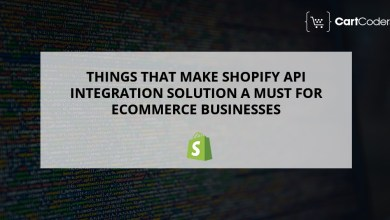 Photo of Things That Make Shopify API Integration Solution Must for eCommerce Businesses