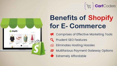 Photo of Advantages of Shopify for Your eCommerce Website Development