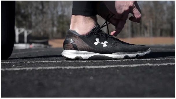 Running Armour Shoe
