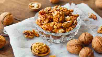 Photo of Walnuts Nutrition Facts and Health Benefits