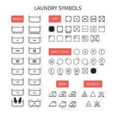 laundry symbols explanation