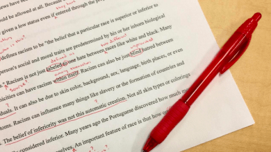 Photo of Common Mistakes During Essay Writing And How To Avoid Them