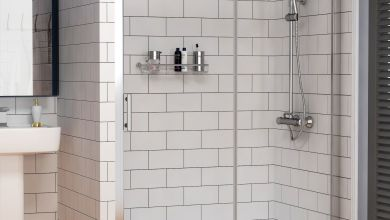 Photo of Get a face-lift with pivot shower doors 760mm in your bathroom