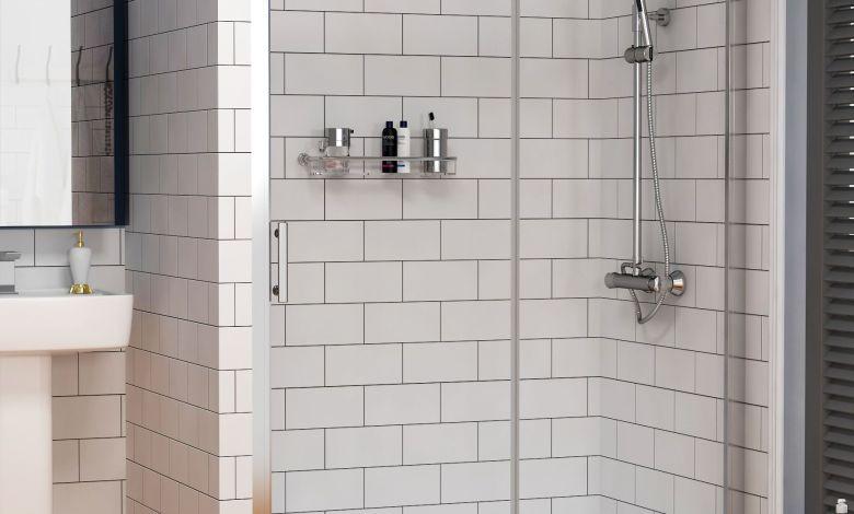 pivot shower doors 760mm