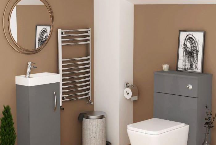 Bathroom Vanity unit with sink