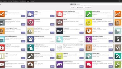 Photo of Different Custom Odoo Modules Suitable for Various Industries