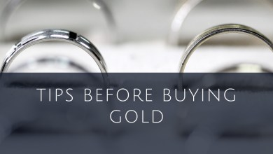 Photo of Tips Before Buying Gold