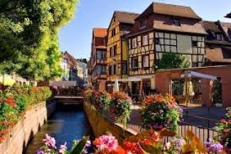 Alsace Region, France
