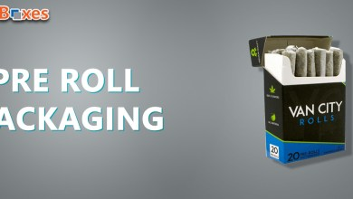 Photo of Amazing Printed Pre Roll Packaging On Wholesale Rates
