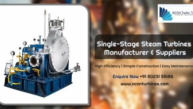 Photo of Basics of Steam Turbine Design – NCON Power Turbine Manufacturers