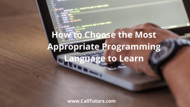 Photo of How to Choose the Most Appropriate Programming Language to Learn