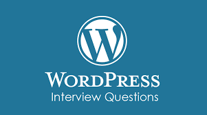 Photo of WordPress interview questions