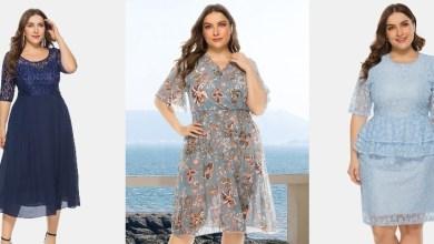 Photo of Wholesale Plus Size Women Trendy Dresses Websites(She Star)
