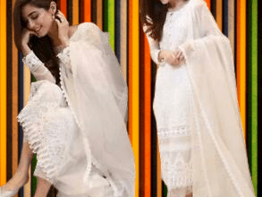 Photo of Add a Touch of Royalty  Antalkali  Pakistani designer suits
