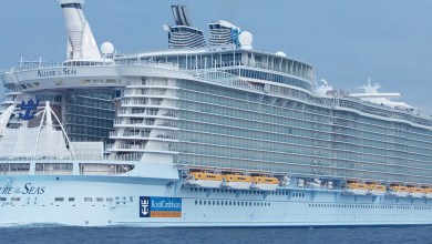 Photo of Ezeparking team tells zero-discharge Cruise Shiping