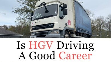 Photo of Is HGV driving a good Career?