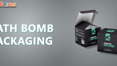 Photo of Eco-Friendly Bath Bomb Boxes On Wholesale Rates