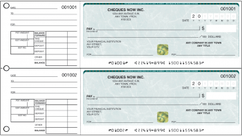 Photo of Personalized Business Cheques Makes a Lasting Impression