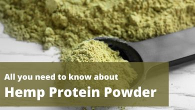 Photo of Hemp Protein Powder & its benefits
