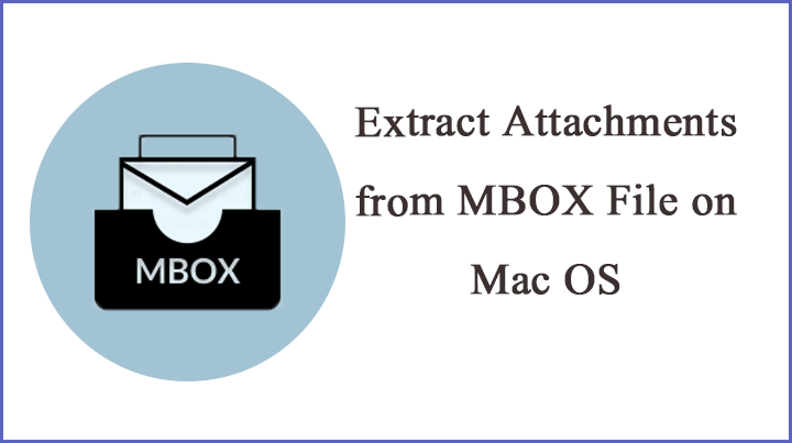 Extract Attachments from MBOX on Mac