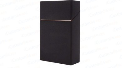 Photo of Fully customizable Blank Cigarette Boxes in Your Desired Shape