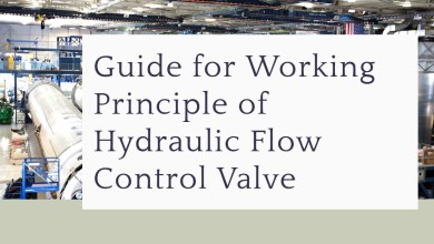 Photo of Guide for Working principle of Hydraulic Flow Control Valve
