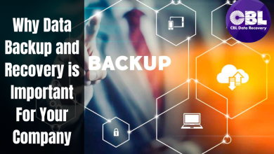 Photo of Why Data Backup and Recovery is Important For Your Company