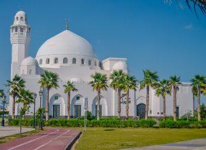 A building in Dammam.