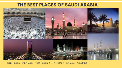 Photo of The Best Places For Visit Through Saudi Arabia
