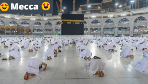 mecca tour packages
