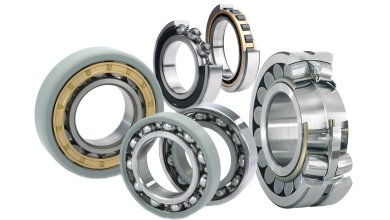 Photo of The different types of bearing materials