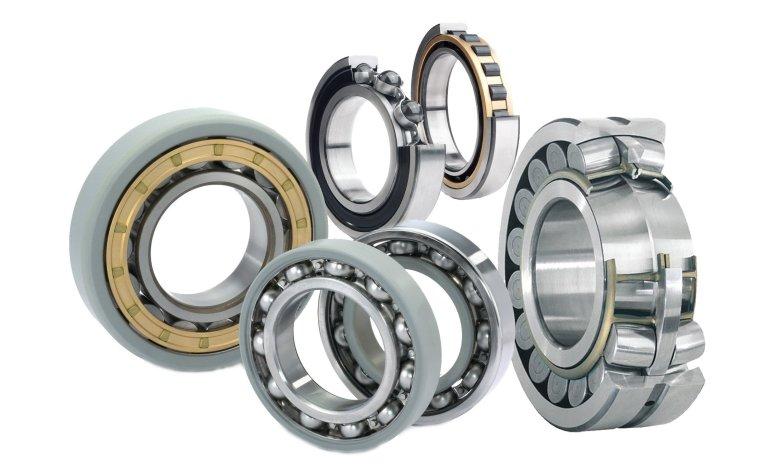 types of bearing materials