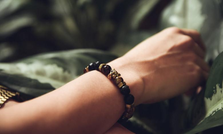 How To Wear And Style Men's Leather Beads Bracelets Guide