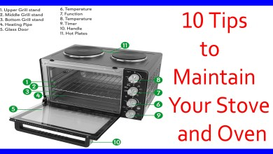 Photo of Tips to Maintain Your Stove and Oven