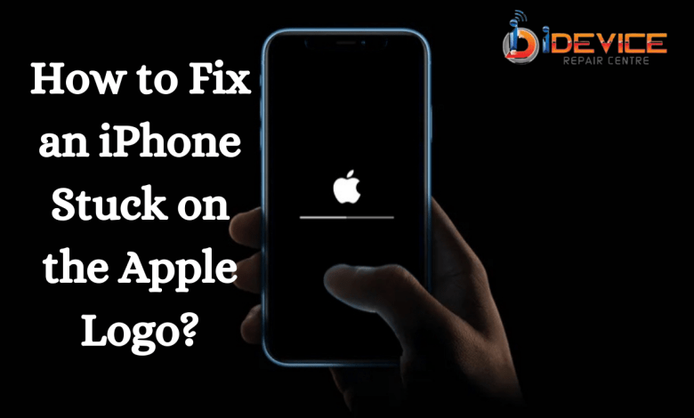 How to Fix an iPhone Stuck on the Apple Logo