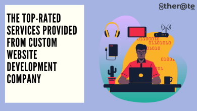 Photo of The top-rated services provided from custom website development company