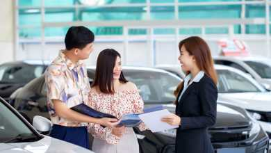 Securing a New Auto Loan