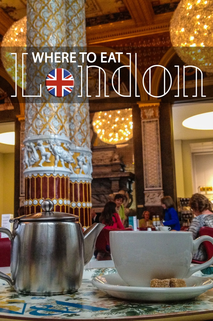 Great Places Eat London