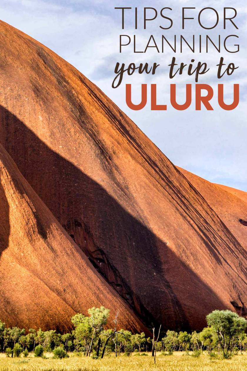 Tips for Planning your trip to uluru